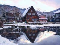 Berkunjung Ke Desa Shirakawa-go Jepang