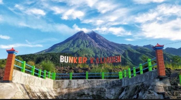 Lokasi Terkeren Saat Berwisata di Gunung Merapi bunker