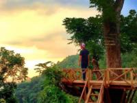 Madiun-Dumilah Water Park-Nglambangan-Taman rekreasi umbul