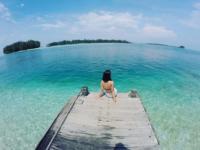 Menikmati Matahari Terbit dan Terbenam di Pulau Panjang Jepara