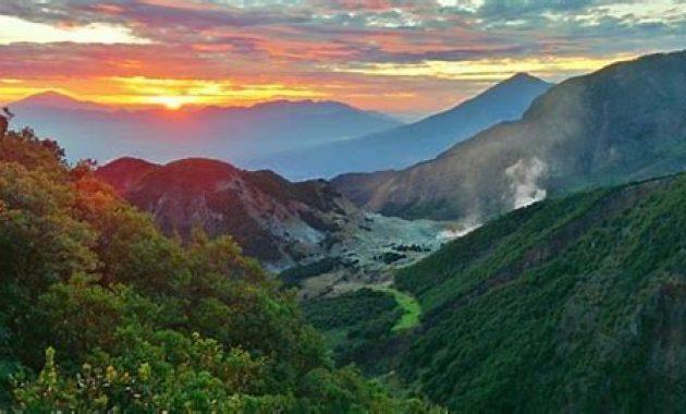 Yuk Tengok Objek Wisata yang Ada di Gunung Arjuna