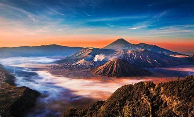 Indahnya Berwisata di Gunung Bromo
