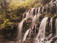 Air terjun Banyu Amerta Wanagiri