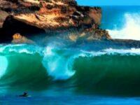 G-LAND atau Pantai Plengkung