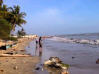 Pantai kelapa paying