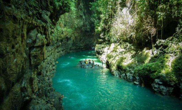 Yuk Intip Keindahan Tempat Wisata di Bandung Green Canyon