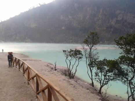 Tempat Wisata di Bandung Kawah Putih