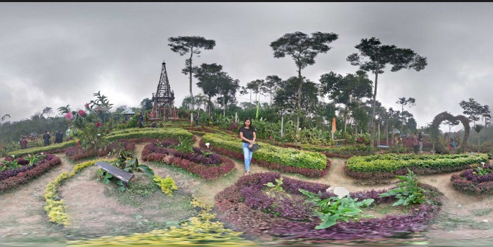 Wanagiri Tower Garden