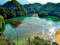 pantai pulau sempu