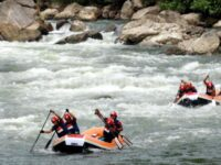 Arung Jeram Sungai Alas