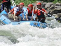 Arung Jeram Sungai Elo