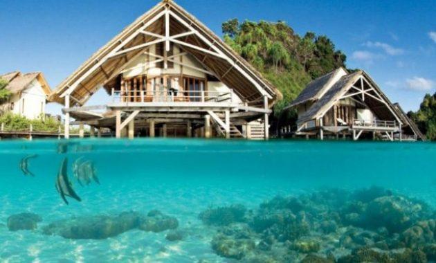 Daftar Hotel Di Raja Ampat yang Mewah