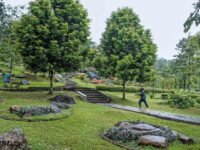 Wisata Kebun Raya Kuningan Jawa Barat, Kebun Raya Terluas di Indonesia