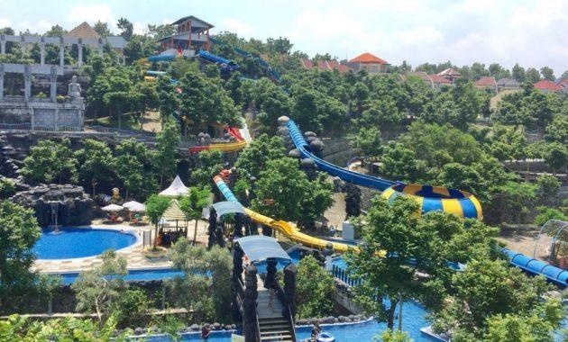 Wisata Kediri Waterpark, Menikmati Serunya Wahana Air di Jawa Timur