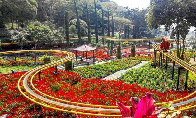 Wisata Selecta, Indahnya Panorama Alam di Batu Malang