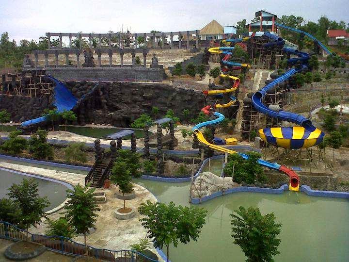 Wisata Kediri Waterpark