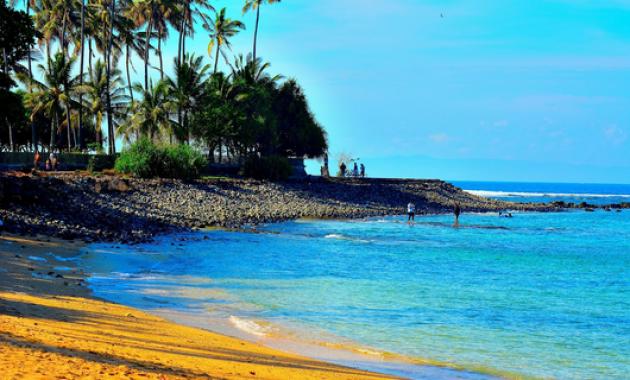 Ini Dia Pesona Keindahan di Pantai Senggigi Lombok