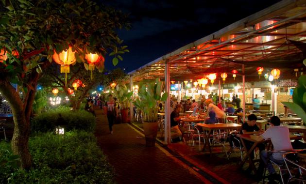 Ini Lho Tempat Asyik untuk Kuliner Sekaligus Nongkrong, Paskal Food Market