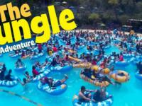Ini Lho Wahana Atraktif di The Jungle Water Adventure yang Wajib Dicoba