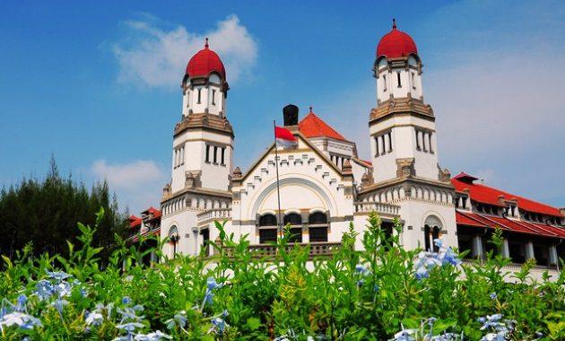 5 Tempat Wisata di Semarang Kota Yang Wajib Dikunjungi
