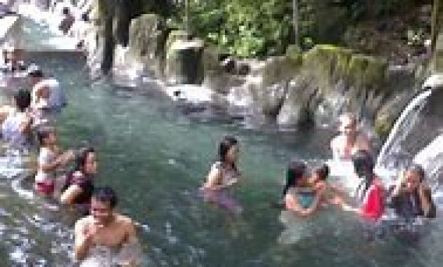 Spot Wisata Maribaya Bandung, Pemandian Air Panas Dengan Aneka Mitos