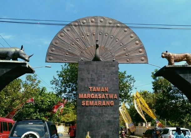 Tempat Wisata Taman Margasatwa Semarang