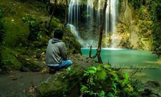 Temukan Kedamaian Dengan Berkunjung Menuju Wisata Air Terjun Alas Kandung Tulungagung