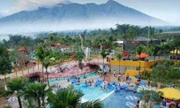 Liburan Bersama Keluarga ke Waterpark Terbaik di Indonesia