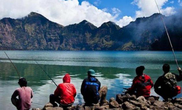 Wisata Danau Segara Anak, Spot Tercantik Di Gunung Rinjani Lombok
