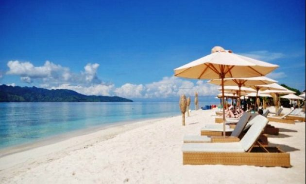 Wisata Gili Trawangan, Gili Paling Bersih Di Lombok