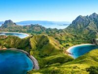 Wisata Indonesia Pulau Komodo di Nusa Tenggara Timur 2
