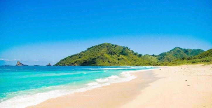 Pantai Di Sekotong Lombok