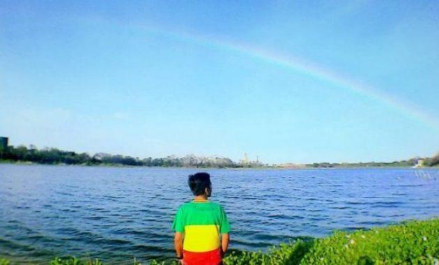 Wisata Telaga Ngipik, Oase Alam Terindah Di Gresik Jawa Timur