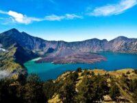 Gunung Rinjani, Destinasi Favorit dengan Pemandangan Alam Terindah di Lombok