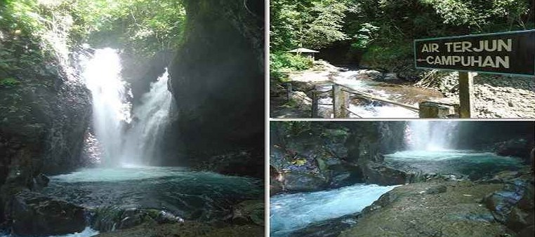 Air Terjun Campuhan Gitgit Bali