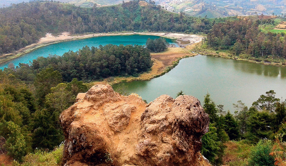 Tempat Wisata di Dieng Yang Menyajikan Panorama Alam Indah
